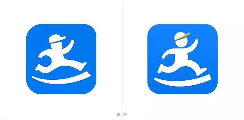 """物流平台""""达达""""更换新logo"""