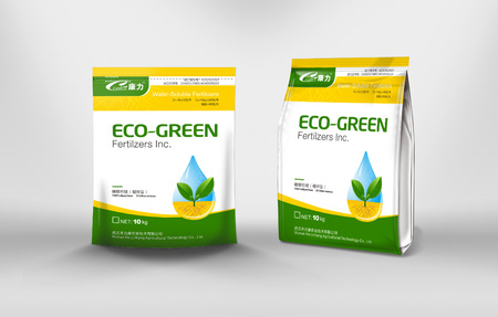 禾力康生物科技包装设计
