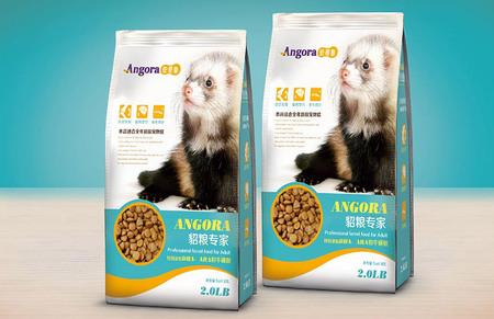 宠物粮食包装设计