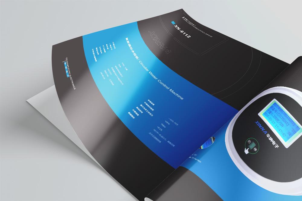 画册设计产品细节