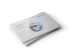 实验室器材画册设计
