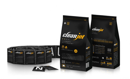 Clean Jet服饰包装设计