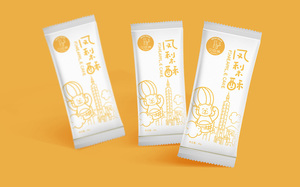 贝克熊食品包装设计